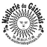 logo Miellerie du gatinais